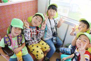 H30お絵描き列車